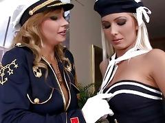 juvenile blond lezzie ladies having incredible sex