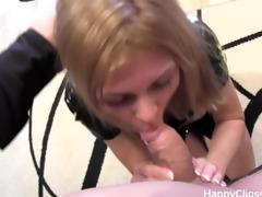 police whore sucks me