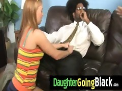 see how my daughter is drilled by a dark man 3