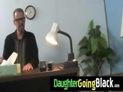 see how my daughter is drilled by a dark stud 3