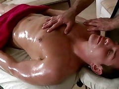 massaging juvenile hard rod