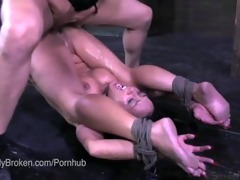 swarthy playgirl chanell heart face hole trained!