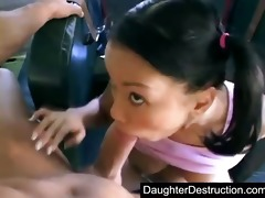juvenile daughter fucked hard