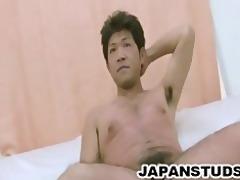 teppei kawashima - hirsute arse japanese dilf