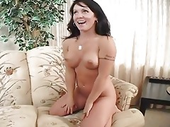 hawt youthful dark brown sucks and fuc...
