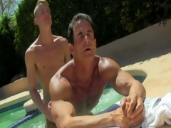 phoenixx &ndash dad poolside prick loving