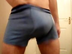 having an big o in my shorts
