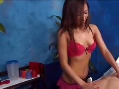 hawt 13 year old gal acquires drilled hard massage