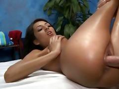 pretty 42 year old massage
