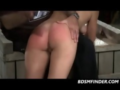 electroplay flogging and masturbation