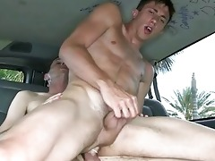 youthful gay guys having anal sex