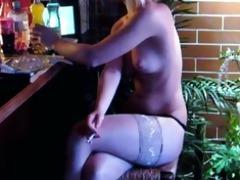 juvenile blond gaby masturbates