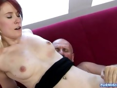 kathy fucking with an old guy