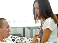 gorgeous legal age teenager gangbanged all ways