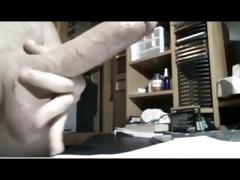 daddys large pounder shootin that cum!