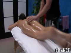 massage cheerful ending sex