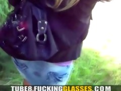 fucking glasses - greedy doxy screwed cheap