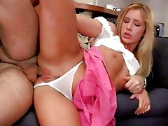 juvenile golden-haired can hard anal