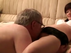 old chap receives a nice fuck from neighbor legal