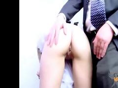 school principal receives his dick sucked off by