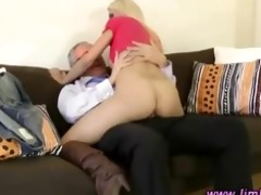 spruce mature chap fucks hawt younger honey