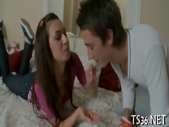 uncomplaining oriental legal age teenager screwed