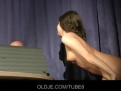 anita entice her old music teacher