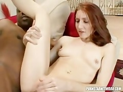 constricted youthful redhead cadence calibre!