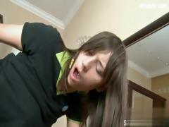 01 years old daughter ramrod engulfing