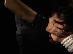 youthful submissive roughly punished in
