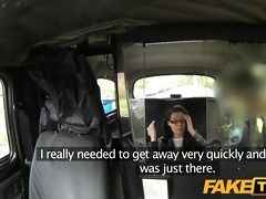 faketaxi youthful lewd angel in backseat surprise