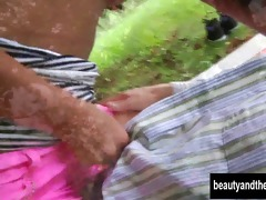 legal age teenager vivien 410ing an old guy in