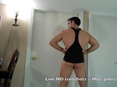 constricted booty & big cum!