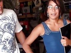 juvenile latin babe kara fucking and acquire cum