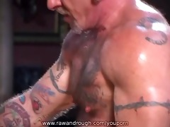 aaron receives flogged and jake acquires screwed