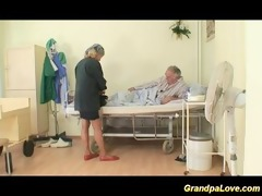 old man hottie fucking a priceless dark brown