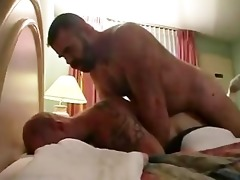 dad fucks in cheap motel