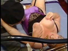 blond takes euro anal group sex