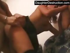 daughter exceedingly hatefucked