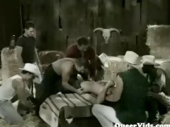 twinks barn group sex