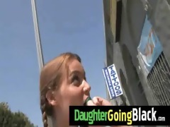 biggest darksome penis bonks my daughter legal