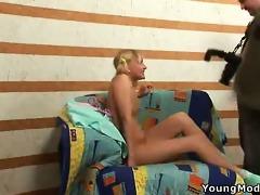 juvenile model receives wild on her st porn