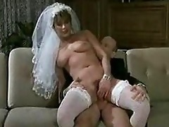 old dude fucking trio other lads bride