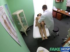 fakehospital skinny slender youthful student cums