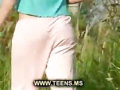youthful teenie s garb