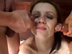 lexi belle facial cumshots