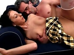 old teacher is delighting darlings tight playgirl