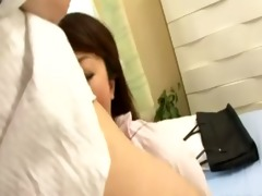 juvenile japanese girl deepthroating old guys