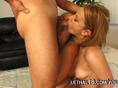 year old ramrod pounded