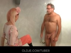 old hotel customer receives drilled by a lewd